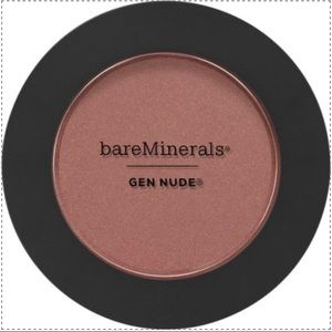 "🍁NEW! bareMinerals gen nude blush ""on the mauve"""